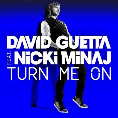 David Guetta, Turn Me On (feat. Nicki Minaj), Piano, Vocal & Guitar (Right-Hand Melody)