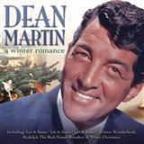 Dean Martin Let It Snow! Let It Snow! Let It Snow! Sheet Music and PDF music score - SKU 125295