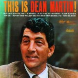 Dean Martin Return To Me Sheet Music and PDF music score - SKU 27884