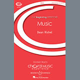 Dean Rishel Music Sheet Music and PDF music score - SKU 186536