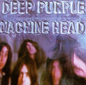 Deep Purple, Space Truckin', Piano & Vocal