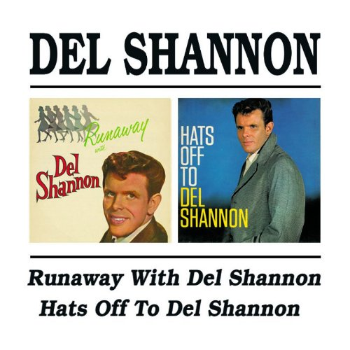 Del Shannon, Runaway, Piano, Vocal & Guitar (Right-Hand Melody)