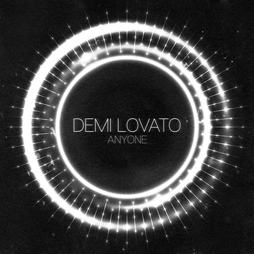 Demi Lovato, Anyone, Piano, Vocal & Guitar (Right-Hand Melody)