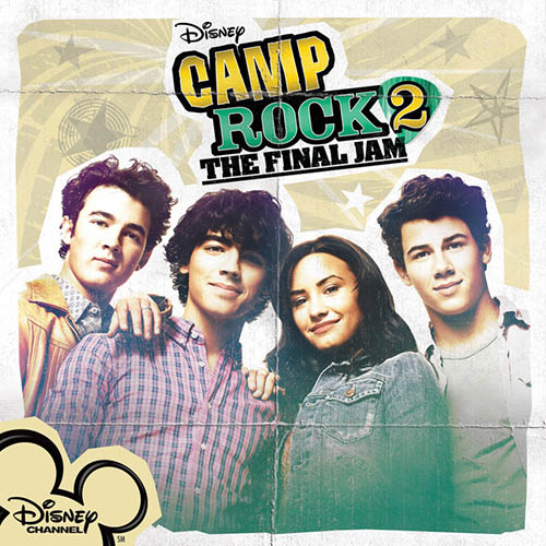 Demi Lovato It's Not Too Late (from Camp Rock 2) profile image