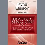 Derrick Fox Kyrie Eleison Sheet Music and PDF music score - SKU 195561