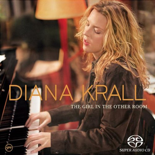 Diana Krall, Almost Blue, Piano, Vocal & Guitar