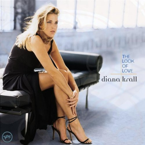 Diana Krall, Cry Me A River, Piano, Vocal & Guitar (Right-Hand Melody)