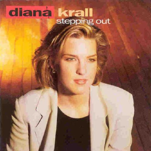 Diana Krall, I'm Just A Lucky So And So, Piano, Vocal & Guitar (Right-Hand Melody)