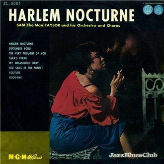 Dick Rogers, Harlem Nocturne, Piano, Vocal & Guitar (Right-Hand Melody)