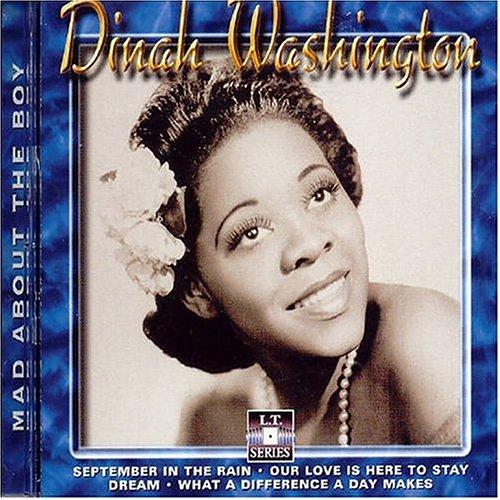 Dinah Washington, Smoke Gets In Your Eyes (from 'Roberta'), SAB