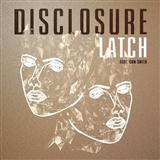 Disclosure Latch (feat. Sam Smith) Sheet Music and PDF music score - SKU 160714