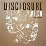 Disclosure Latch (feat. Sam Smith) Sheet Music and PDF music score - SKU 162559