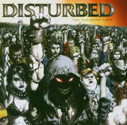 Disturbed, Land Of Confusion, Guitar Tab
