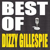 Dizzy Gillespie Salt Peanuts Sheet Music and PDF music score - SKU 198939