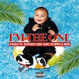 DJ Khaled I'm The One (feat. Justin Bieber, Quavo, Chance The Rapper & Lil Wayne) Sheet Music and PDF music score - SKU 191858