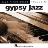 Django Reinhardt Crepuscule (arr. Brent Edstrom) Sheet Music and PDF music score - SKU 90126