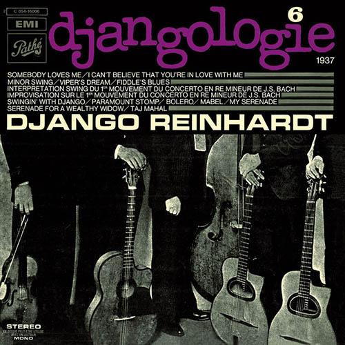 Django Reinhardt Honeysuckle Rose profile image