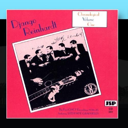 Django Reinhardt, Stardust, Guitar Tab