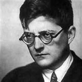Dmitri Shostakovich String Quartet No. 8 Sheet Music and PDF music score - SKU 117260