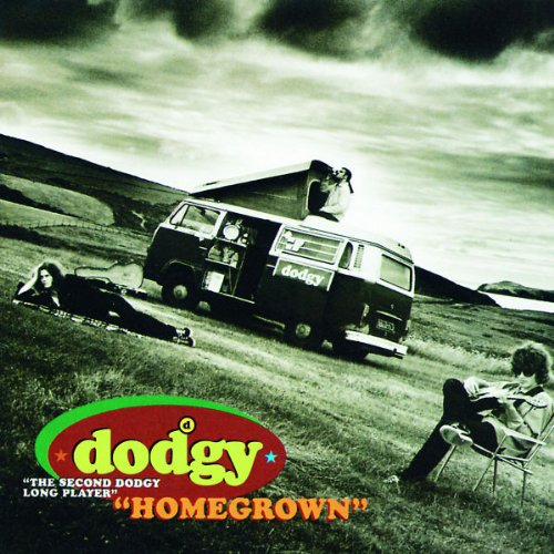 Dodgy, Grassman, Piano, Vocal & Guitar (Right-Hand Melody)