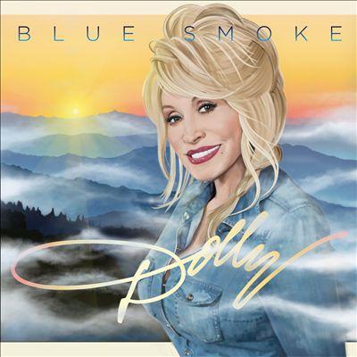 Dolly Parton, Blue Smoke, Piano, Vocal & Guitar (Right-Hand Melody)