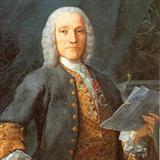 Domenico Scarlatti Minuet In A Minor, L. 217 Sheet Music and PDF music score - SKU 184023