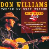 Don Williams I Believe In You Sheet Music and PDF music score - SKU 20201