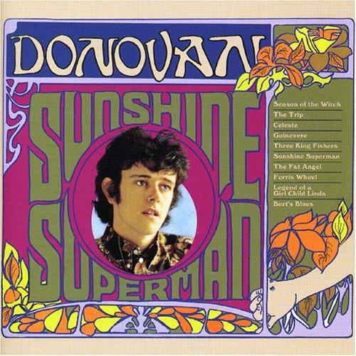 Sunshine Superman sheet music