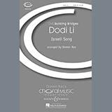 Doreen Rao Dodi Li Sheet Music and PDF music score - SKU 74181