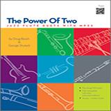 Doug Beach The Power Of Two - Flute Sheet Music and PDF music score - SKU 124973