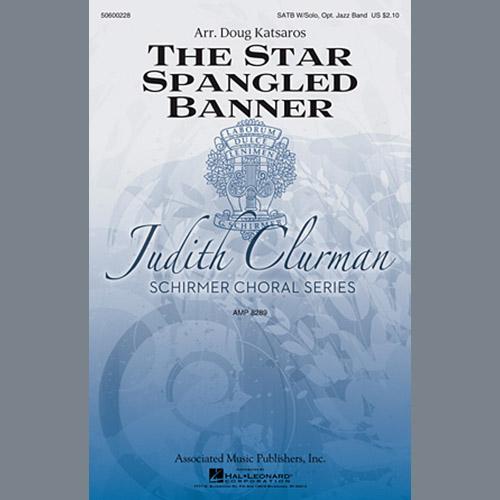 The Star Spangled Banner sheet music