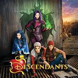 Dove Cameron, Cameron Boyce, Booboo Stewart & Sofia Carson Rotten To The Core (from Disney's Descendants) Sheet Music and PDF music score - SKU 434578