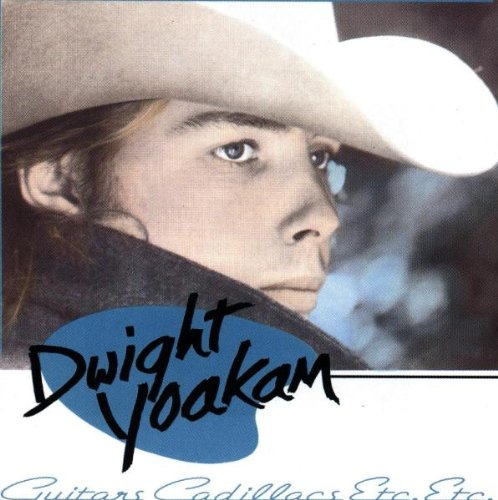 Dwight Yoakam, Honky Tonk Man, Piano, Vocal & Guitar (Right-Hand Melody)