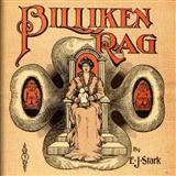E.J. Stark Billikin Rag Sheet Music and PDF music score - SKU 86912