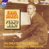 Earl Hines Piano Man Sheet Music and PDF music score - SKU 122209