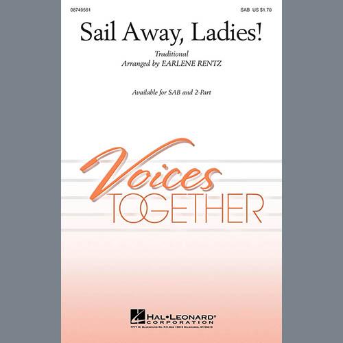 Traditional Sail Away, Ladies! (arr. Earlene Rentz) profile image