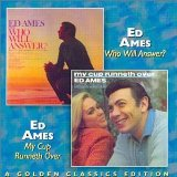 Ed Ames My Cup Runneth Over Sheet Music and PDF music score - SKU 155491