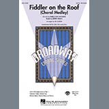Ed Lojeski Fiddler On The Roof (Choral Medley) - Electric Bass Sheet Music and PDF music score - SKU 268244