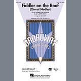 Ed Lojeski Fiddler On The Roof (Choral Medley) - Violin Sheet Music and PDF music score - SKU 268241