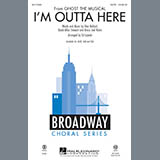 Glen Ballard I'm Outta Here (from Ghost The Musical) (arr. Ed Lojeski) Sheet Music and PDF music score - SKU 95737