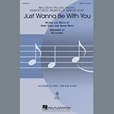 High School Musical 3 Just Wanna Be With You (arr. Ed Lojeski) Sheet Music and PDF music score - SKU 68225
