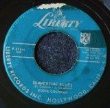 Eddie Cochran Summertime Blues Sheet Music and PDF music score - SKU 40578