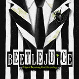 Eddie Perfect Dead Mom (from Beetlejuice The Musical) Sheet Music and PDF music score - SKU 444454