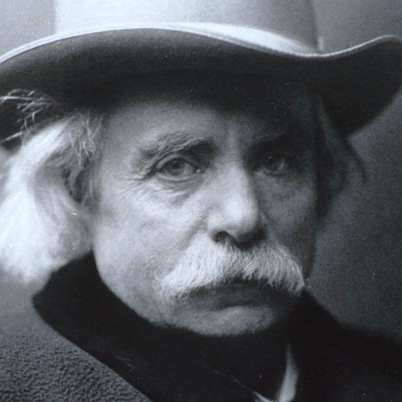Edvard Grieg, Allegro Agitato (from 'In Autumn' Op. 11), Piano
