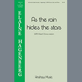 Elaine Hagenberg As the Rain Hides the Stars Sheet Music and PDF music score - SKU 199522