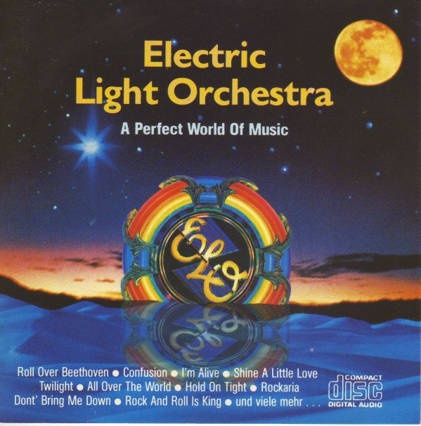 Electric Light Orchestra All Over The World profile image