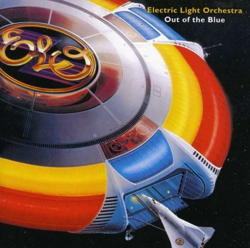 Electric Light Orchestra, Mr. Blue Sky, Piano, Vocal & Guitar (Right-Hand Melody)