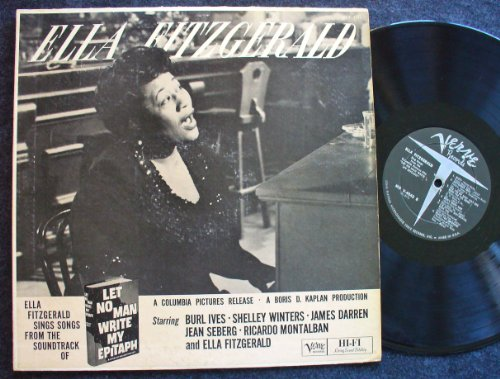 Ella Fitzgerald, I Can't Give You Anything But Love, Piano, Vocal & Guitar (Right-Hand Melody)