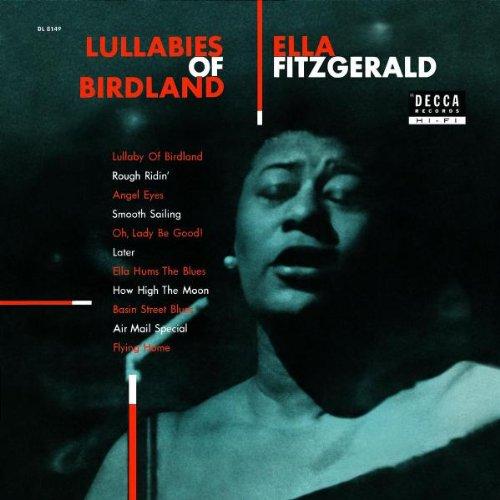 Ella Fitzgerald, Lullaby Of Birdland, Alto Saxophone