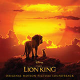 Elton John Can You Feel The Love Tonight (from The Lion King 2019) Sheet Music and PDF music score - SKU 423044